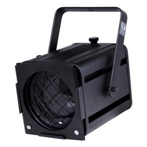 Refletor-plano-convexo-500W-com-bandoor-e-porta-filtro-Telem-OM300