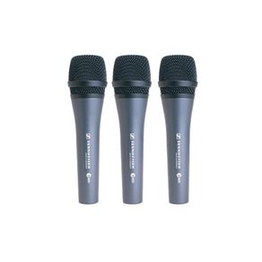 Kit-com-3-Microfones-Vocal-Sennheiser-E835