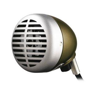 Microfone-Green-Bullet-Shure-520DX