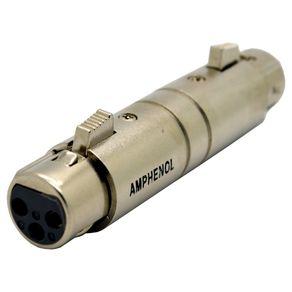 Conector-adaptador-XLR-femea-x-XLR-femea-Amphenol-AC3F3FW