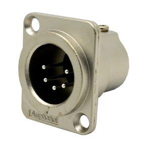 Conector-XLR-macho-Amphenol-AC5MDZ