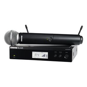 Sistema-de-Microfone-Sem-Fio-Uhf-Shure-BLX24RBRSM58