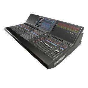 Mesa-de-som-Digital-Yamaha-CL5
