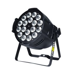 Refletor-LED-PAR-270W-RGBWA-UV-Croma-CROMALIGHT123