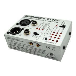 Testador-de-cabos-Behringer-CT100B