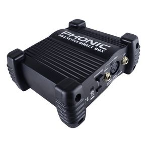 Direct-Box-Ativo-PHONIC-DB3
