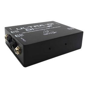 Direct-Box-Passivo-Behringer-DI600