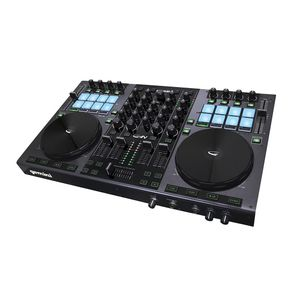 Controladora-DJ-4-canais-Virtual-DJ-Gemini-G4V