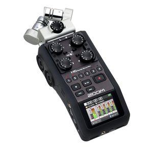 Gravador-Digital-de-audio-Zoom-H6