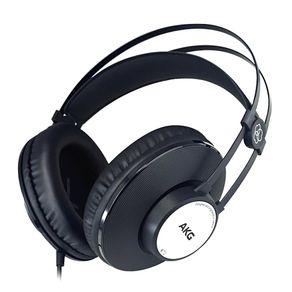 Fone-de-ouvido-Profissional-prata-AKG-K72