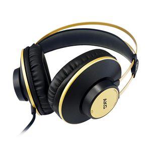 Fone-de-ouvido-Profissional-Dourado-AKG-K92
