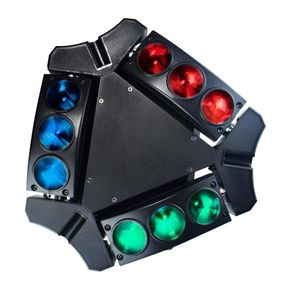 Efeito-LED-Mini-Spider-Light-RGB-Kohbak-KBFX007