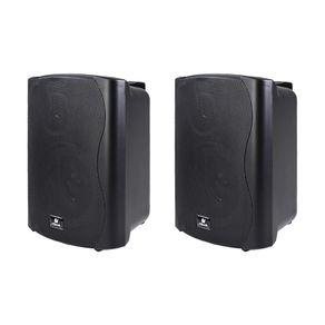 Caixa-acustica-ativa-passiva-ambiente-120W-Frahm-KIT-PS-Plus-BT-6-BK