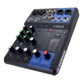 Mesa-de-Som-6-canais-Yamaha-MG06