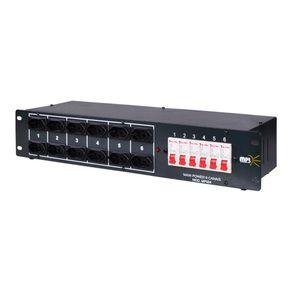 Distribuidor-de-energia-6-canais-2U-MPL-MP004