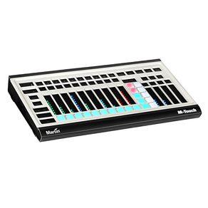 Mesa-de-iluminacao-DMX-USB-512-canais-Martin-M-Touch