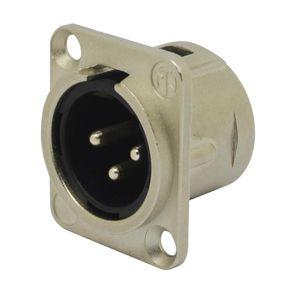 Conector-XLR-macho-3-pinos-Neutrik-NC3MDL1