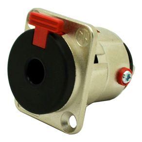 Conector-P10-femea-de-painel-Neutrik-NJ3FP6C