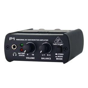 Amplificador-para-Fone-de-Ouvido-Powerplay-Behringer-P1