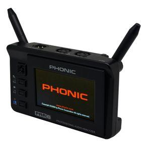 Analisador-de-Espectro-Phonic-PAA6