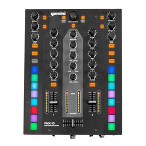 Mixer-DJ-2-canais-Gemini-PMX-10
