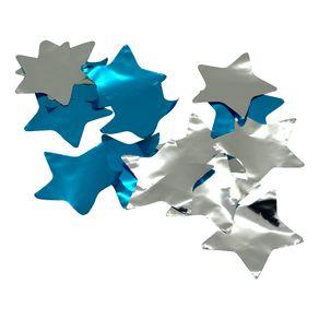 Papel-Picado-estrela-azul-e-prata-Tecnomol-PPEAZPR1