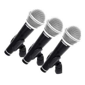 Kit-3-microfones-bastao-Samson-R21
