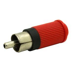 Conector-RCA-macho-vermelho-CSR-RCAMPVM