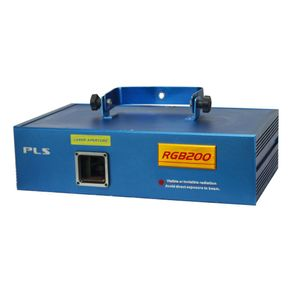 Laser-PLS-RGB200