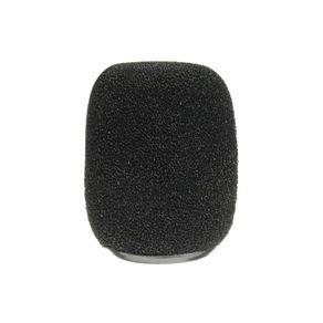 Espuma-para-microfone-windscreen-preta-4-un-Shure-RK183WS