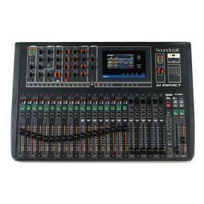 Mesa-de-Som-Digital-32-Canais-Soundcraft-SI-IMPACT