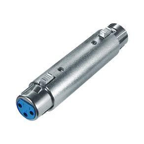 Conector-adaptador-XLR-Femea-x-XLR-Femea-com-trava-CSR-SKC-075