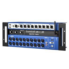 Mesa-de-som-Digital-Wireless-USB-24-canais-Soundcraft-Ui24R