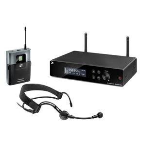 Sistema-de-Microfone-Headset-sem-fio-Sennheiser-XSW2-ME3
